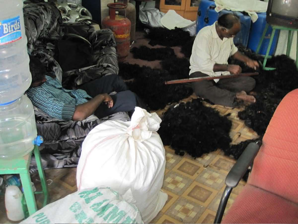 pure Indian Hair Factory
